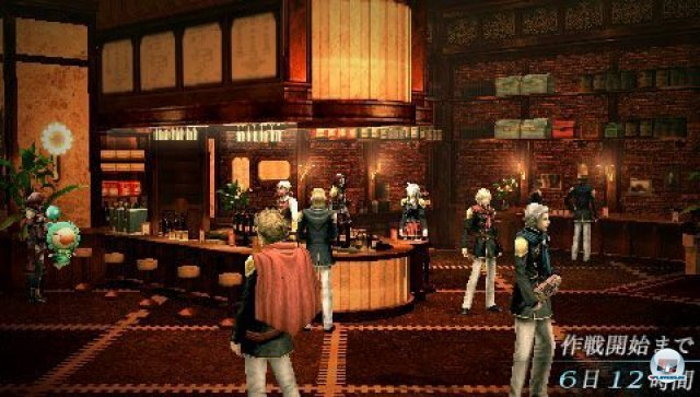 Screenshot - Final Fantasy Type-0 (PSP) 2260527