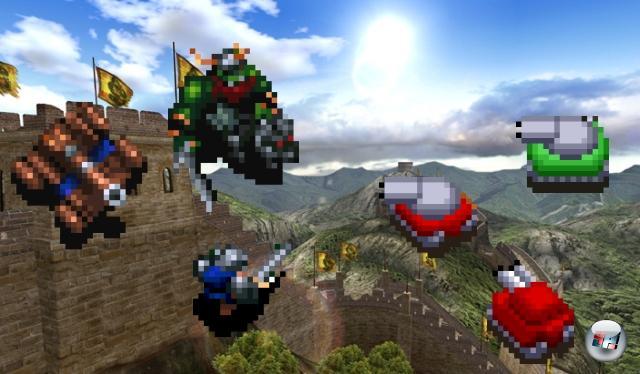 Runde Acht: Blizzard vs. »Westwood«<br><br>1992 wurde das Genre der Echtzeitstrategie geboren: Die Westwood Studios veröffentlichten »Dune 2«, das Teil schlug ein wie eine Bombe, die Spieler liebten es. Auch die Spieler im Blizzard-Gebäude, die sich wohl dachten, dass Orks super dazu passen würden. Kazaam, nur knapp zwei Jahre später wurde »WarCraft: Orcs & Humans« unters Volk gebracht, das prinzipiell Dune 2 war, nur mit anderen Einheiten und mehr Grün auf den Karten. Das Spielchen zog sich mit Command & Conquer, WarCraft 2, Dune 2000, StarCraft und WarCraft 3 noch eine Weile hin und her, schlussendlich wurde Westwood aber von EA eingestampft und Blizzard schickte sich an, mit WoW die Weltherrschaft etwas schneller als ursprünglich geplant an sich zu reißen. StarCraft 2 dürfte da auch ein Wörtchen mitzureden haben. 1778293