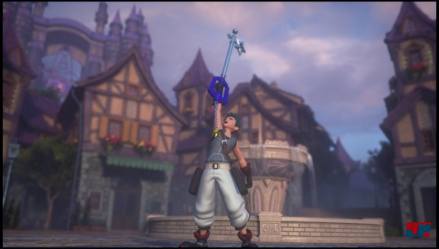 Screenshot - Kingdom Hearts HD 2.8 Final Chapter Prologue (PS4)