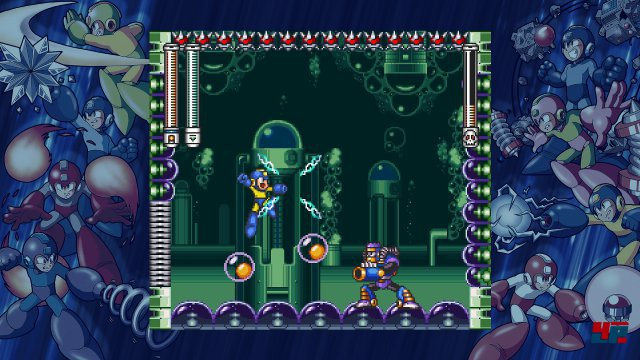 Screenshot - MegaMan Legacy Collection 2 (Switch)