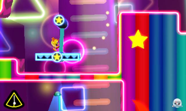 Screenshot - Pac-Man & Galaga Dimensions (3DS) 2257317