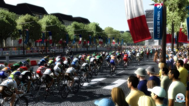Screenshot - Le Tour de France: Saison 2012 (PC)
