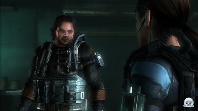 Screenshot - Resident Evil: Revelations (3DS) 2230233