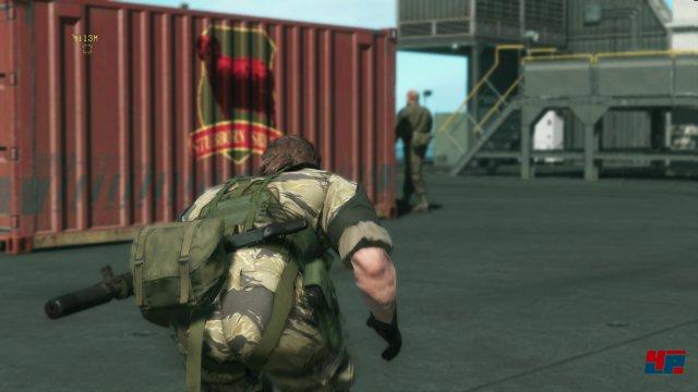 Screenshot - Metal Gear Solid 5: The Phantom Pain (360)