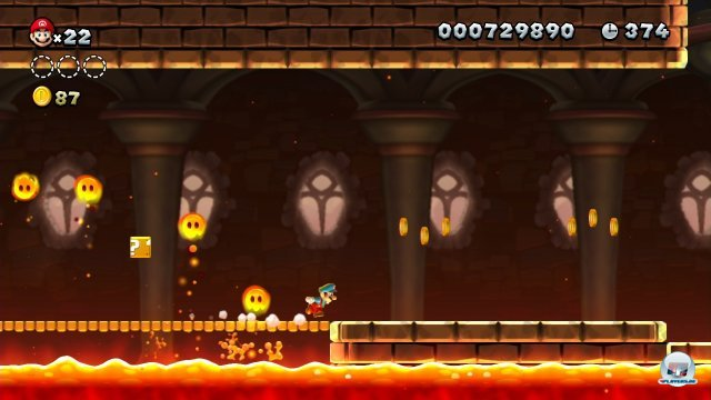 Screenshot - New Super Mario Bros. U (Wii_U) 92420487