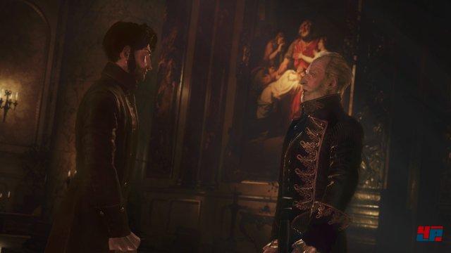 Screenshot - The Council (PC)