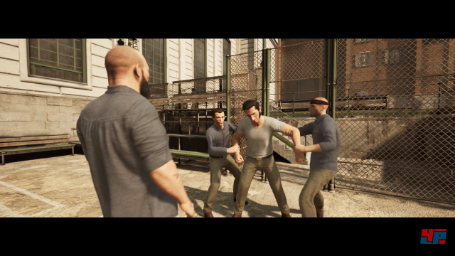 Screenshot - A Way Out (PS4) 92561987