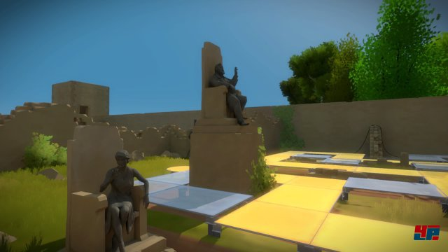 Screenshot - The Witness (PlayStation4) 92519244