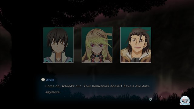 Screenshot - Tales of Xillia (PlayStation3) 92420197