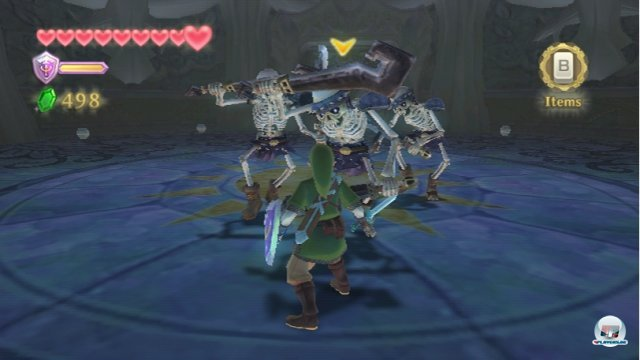 Screenshot - The Legend of Zelda: Skyward Sword (Wii) 2276557