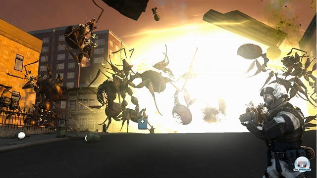 Screenshot - Earth Defense Force: Insect Armageddon (360) 2222639