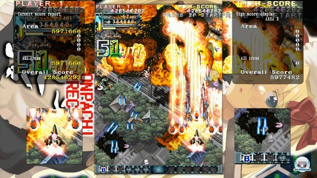 Screenshot - DoDonPachi Resurrection (360)