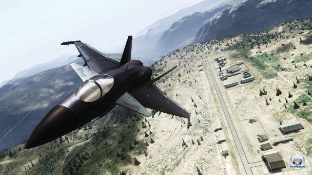 Screenshot - Jane's Advanced Strike Fighters (360) 2310007