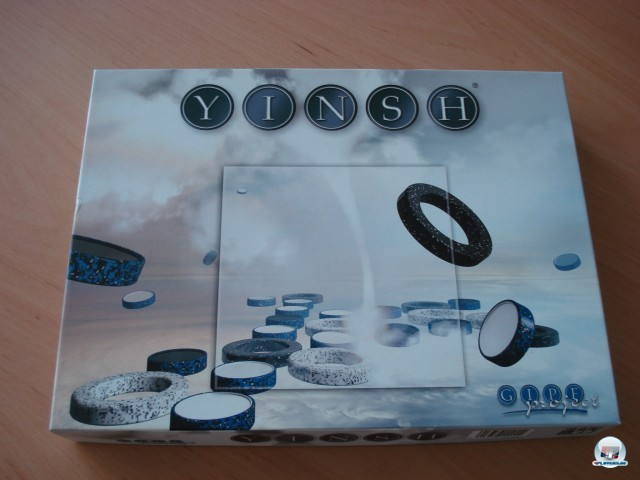 Screenshot - Yinsh (Spielkultur)