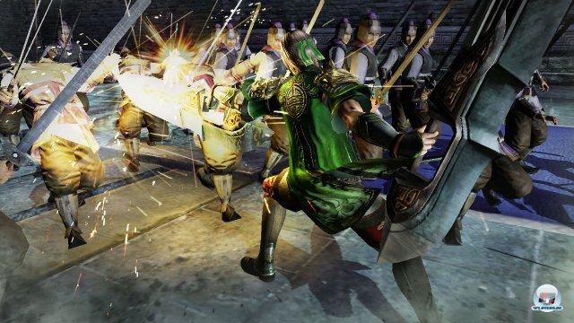 Screenshot - Dynasty Warriors 8 (PlayStation3) 92433877