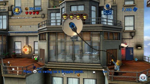 Screenshot - Lego City: Undercover (Wii_U) 92432562