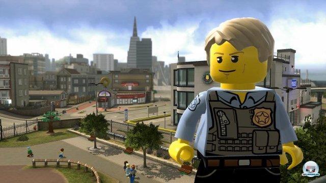 Screenshot - Lego City: Undercover (Wii_U) 92432642