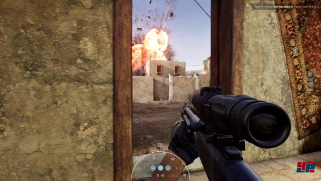 Insurgency: Sandstorm bringt anspruchsvolle Action in das schnelle Online-Spiel.