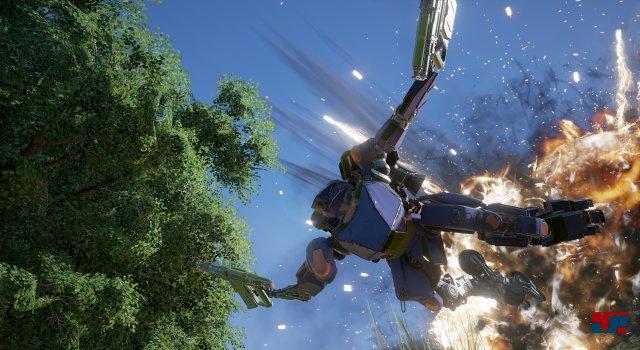 Screenshot - Heavy Gear Assault (PC) 92538095