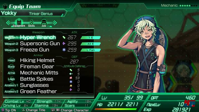 Screenshot - Metal Max Xeno (PS4) 92574951