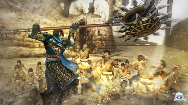 Screenshot - Dynasty Warriors 8 (PlayStation3) 92433992