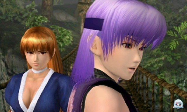 Screenshot - Dead or Alive: Dimensions (NDS) 2224187