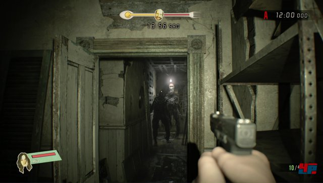 Screenshot - Resident Evil 7: Verbotenes Filmmaterial 2 (PS4)