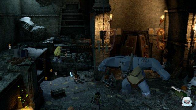 Screenshot - Lego Der Herr der Ringe (360) 2375127