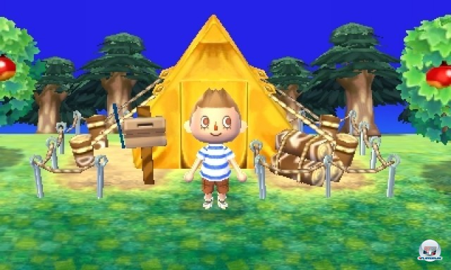 Screenshot - Animal Crossing 3DS (3DS) 2231129