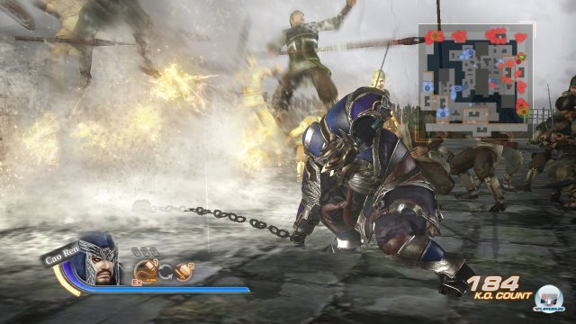 Screenshot - Dynasty Warriors 7: Xtreme Legends (PlayStation3) 2286767