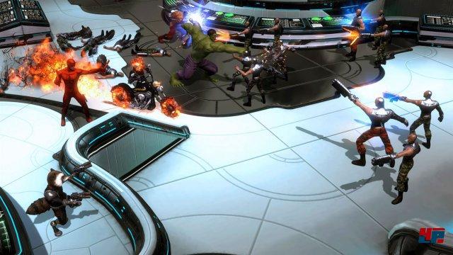 Screenshot - Marvel Heroes Omega (One) 92549326
