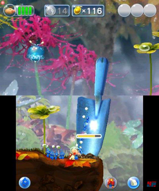 Screenshot - Hey! Pikmin (3DS) 92550112