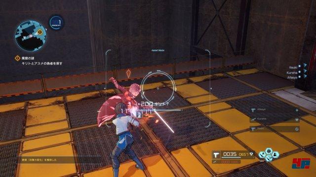 Screenshot - Sword Art Online: Fatal Bullet (PC) 92565869