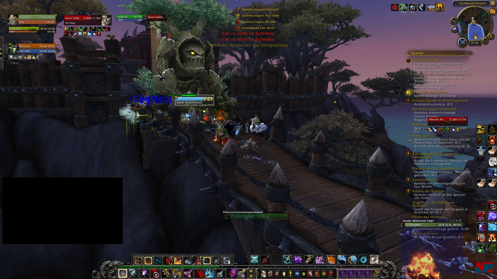 World of warcraft warlords nude dance 10