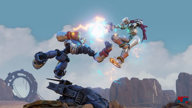 Screenshot - Rising Thunder (PC)