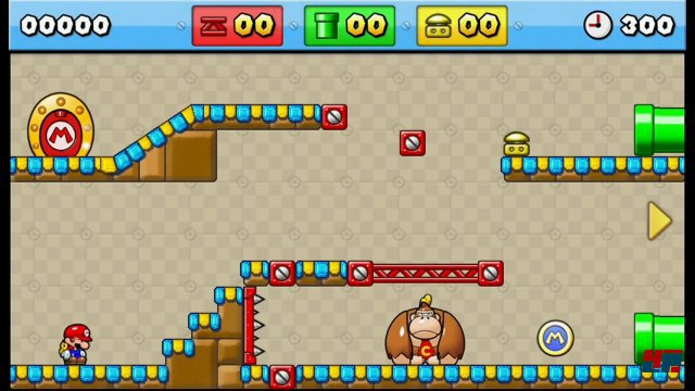 Screenshot - Mario vs. Donkey Kong: Tipping Stars (Wii_U)