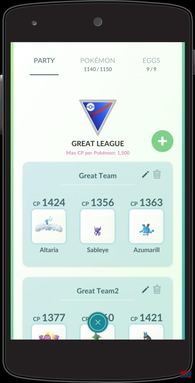 Screenshot - Pokémon GO (Android) 92578854