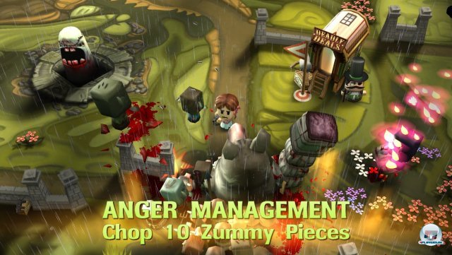 Screenshot - Minigore 2: Zombies (iPhone) 92431487
