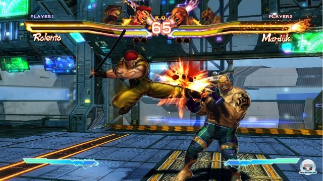 Screenshot - Street Fighter X Tekken (360) 2262707