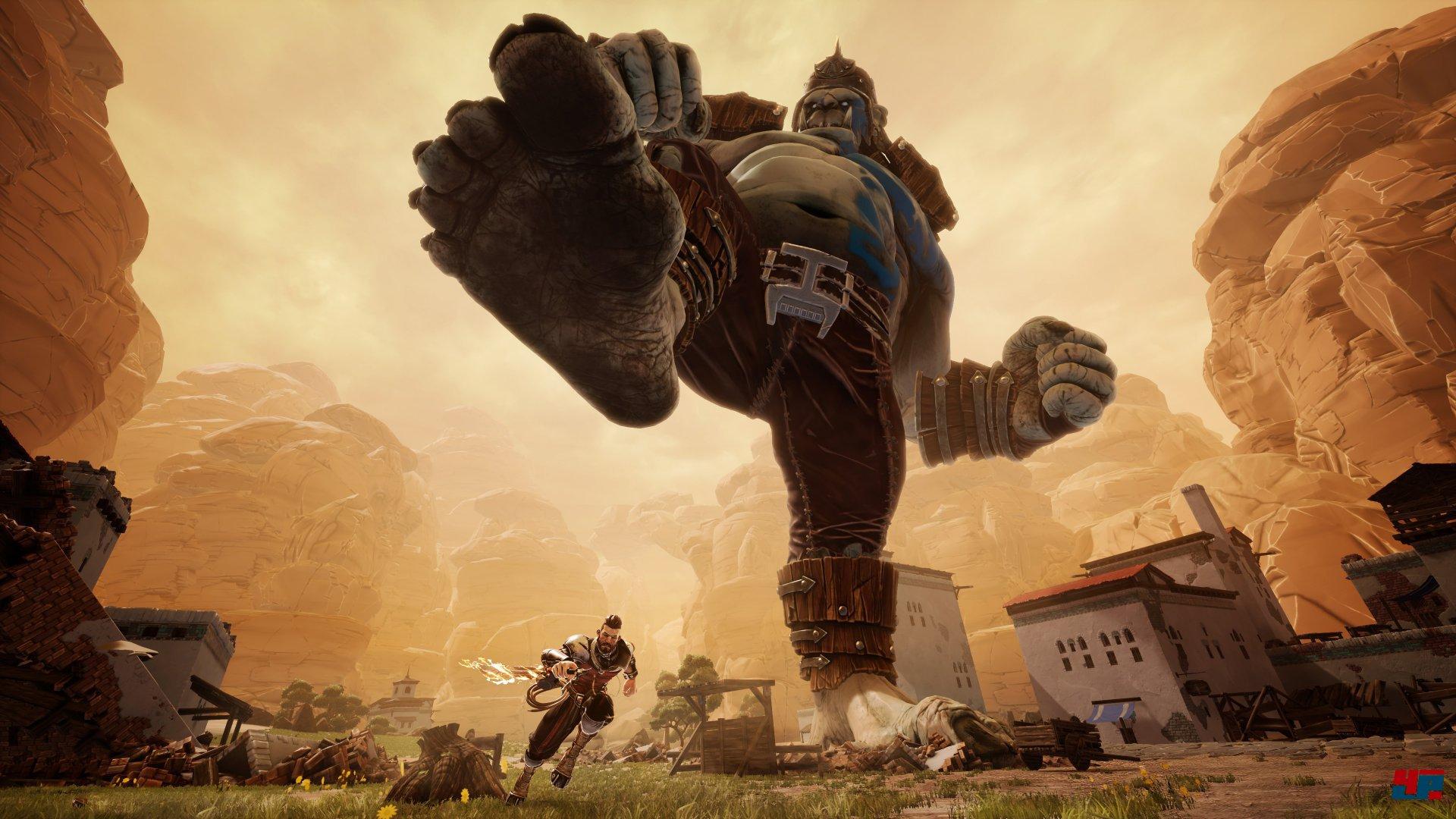 Extinction: Entwicklerstudio von Killer Instinct arbeitet an neuem Spiel