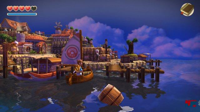 Screenshot - Oceanhorn: Monster of Uncharted Seas (PS4) 92533657