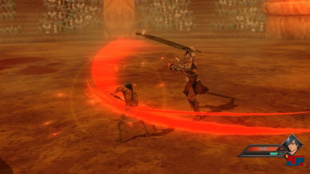 Screenshot - Legrand Legacy: Tale of the Fatebounds (PC)