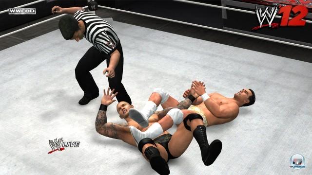 Screenshot - WWE '12 (360) 2241867