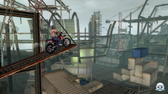 Screenshot - Urban Trial Freestyle (3DS) 92451712