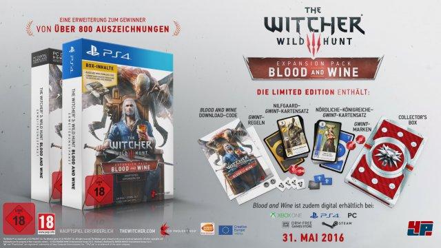 Physische Box-Version der Erweiterung für PC und PS4