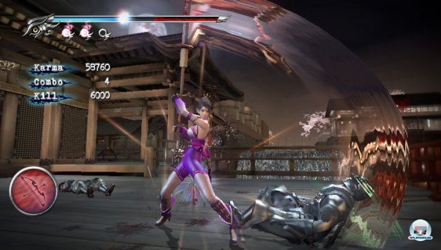 Screenshot - Ninja Gaiden: Sigma 2 (PS_Vita) 92456307