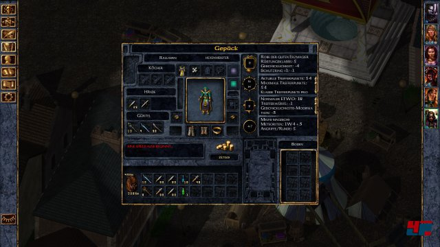 Screenshot - Baldur's Gate: Enhanced Edition (PC-CDROM)