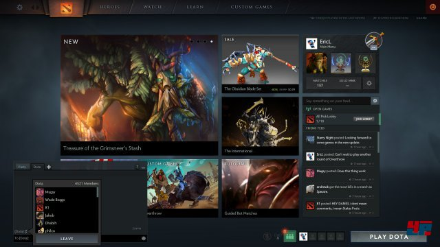 Screenshot - DotA 2 (PC)