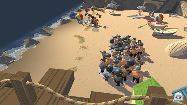 Screenshot - When Vikings Attack! (PlayStation3) 2393592