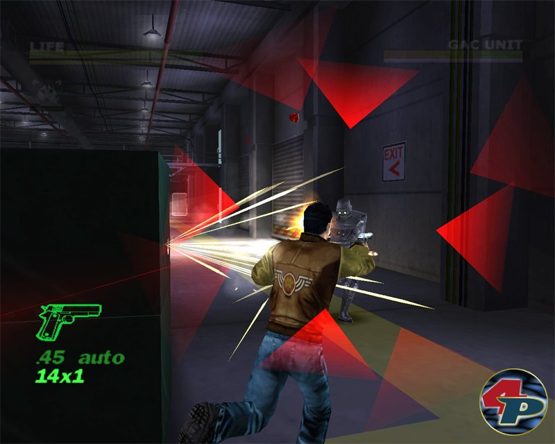 Dead to Rights Screenshot.